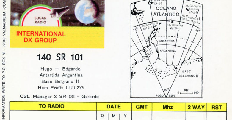 Photo of 140SR101 – Base Belgrano II