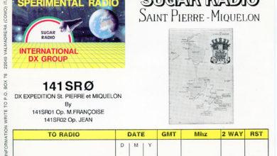 Photo of 141SRØ Saint Pierre et Miquelon