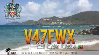Photo of V47FWX St Kitts