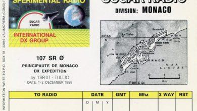 Photo of 107SRØ – Principaute de Monaco