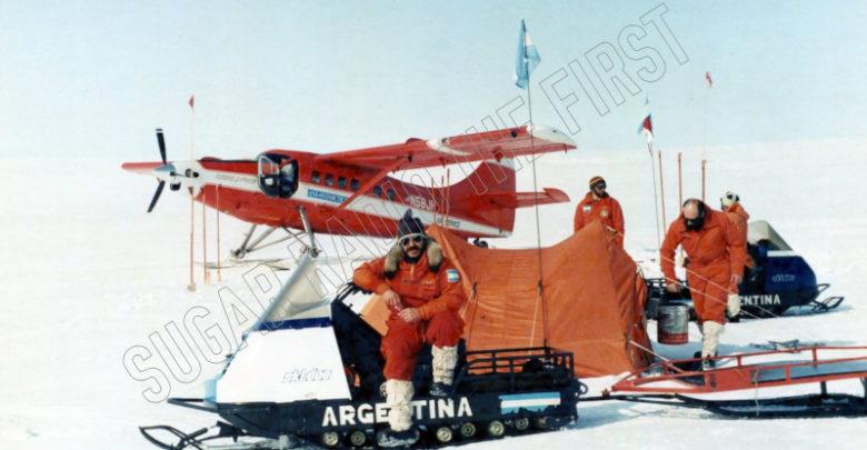 Photo of 140SR101 – Base Belgrano II