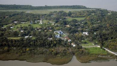 Photo of LR5D – Martín García Island, SA-055