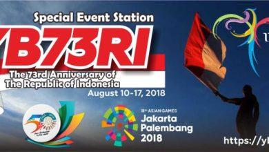 Photo of YB73RI – 73rd Anniversary of Indonesia