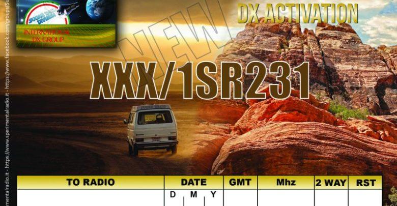 Photo of XXX/1SR231 – Asia mediorientale – Update