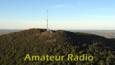 Photo of Modern Amateur Radio Hobby