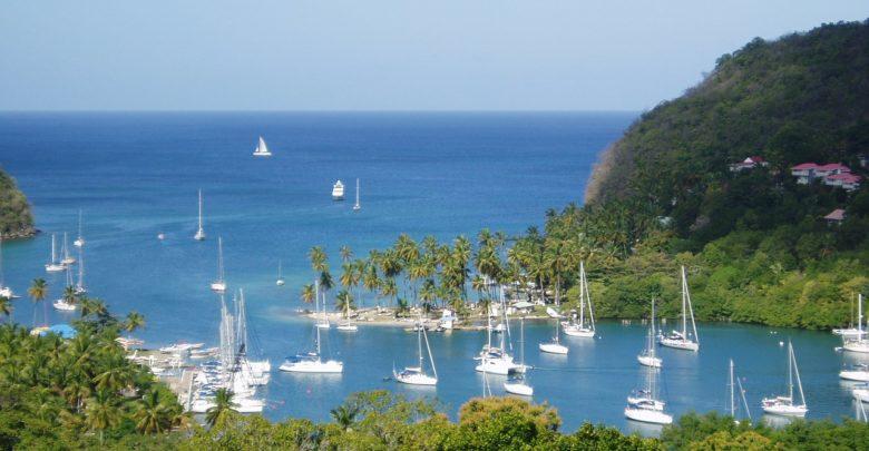 Photo of J6/AI6LY – Saint Lucia, NA-108