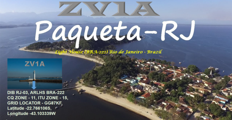 Photo of ZV1A – Paquetá Light House BRA-222