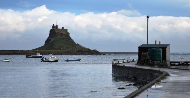 Photo of MW0DHF/P – Holy Island, EU-124