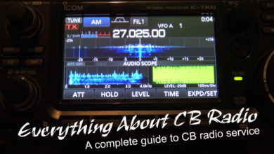 Photo of Everything About CB Radio