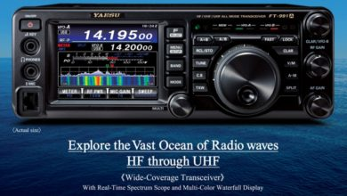 Photo of Yaesu FT-991A Unboxing + On-Air Tests