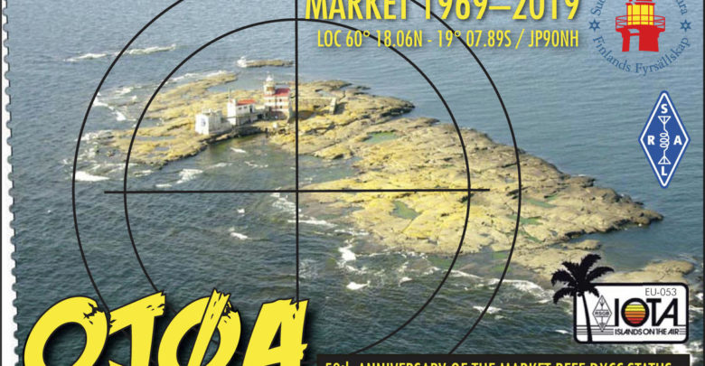Photo of OJ0VR & OJ0A Market Reef, EU-053