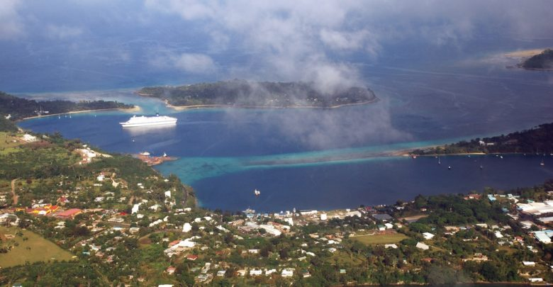 Photo of YJ0CA – Vanuatu, OC-035