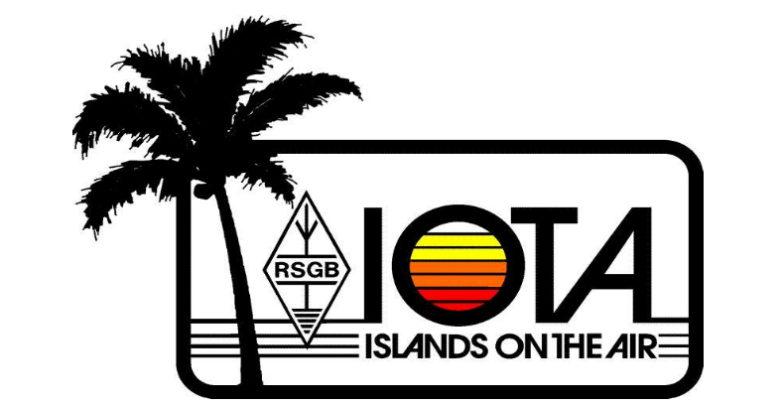 Photo of RSGB IOTA Contest
