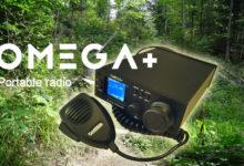 Photo of OMEGA+ Portable Radio