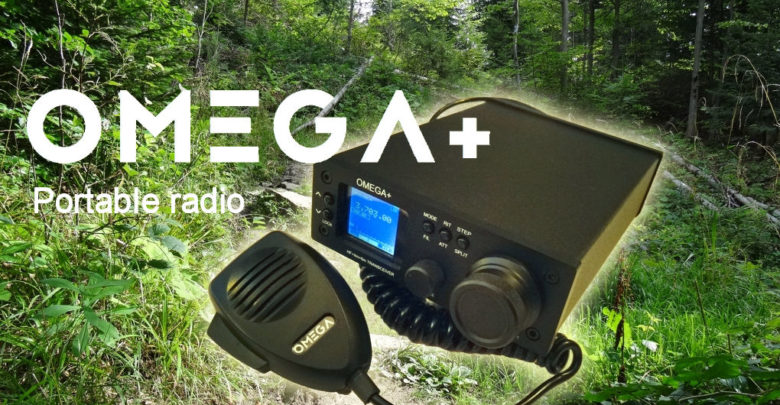 Photo of OMEGA+ Portable Radio