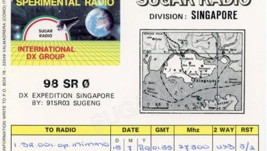 Photo of 98SRØ – Singapore