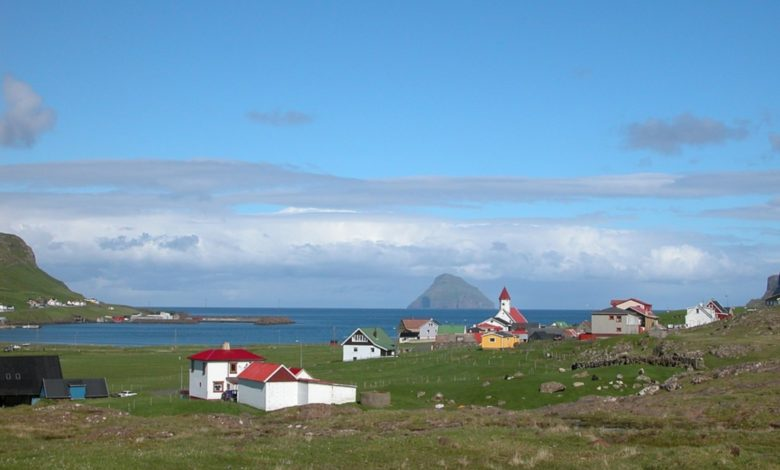 Photo of OY/LB5GI – Faroe Islands, EU-018