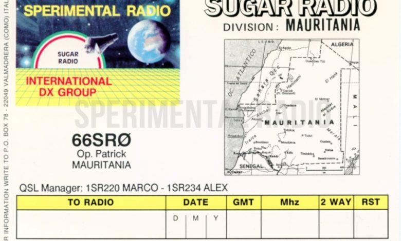 Photo of 66SRØ – Mauritania