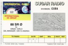 Photo of 88SRØ Cuba