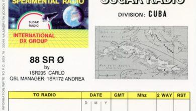 Photo of 88SRØ Cuba