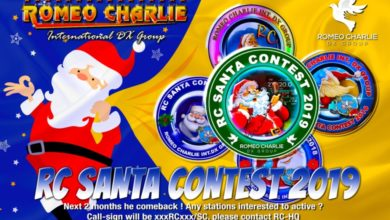 Photo of RC Santa Contest 2019