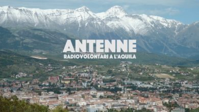 Photo of Antenne – Radiovolontari a L'Aquila