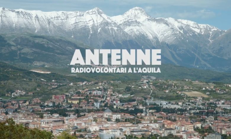 Photo of Antenne – Radiovolontari a L'Aquila