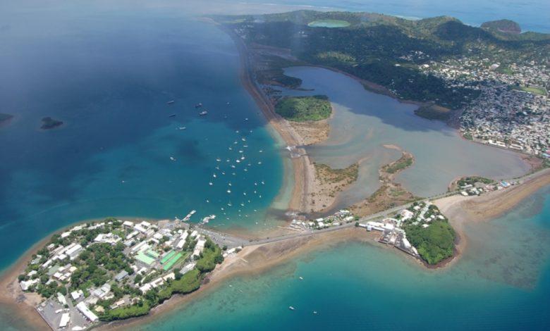 Photo of FH/DL9HAL – Mayotte, AF-027