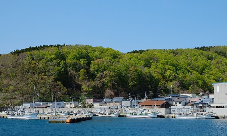Photo of JI5RPT/8 – Okushiri Island, AS-147