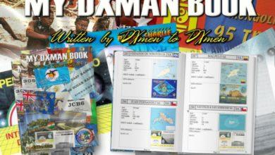 Photo of MY DXMAN BOOK
