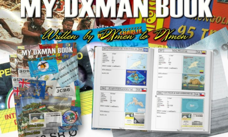 Photo of MY DXMAN BOOK