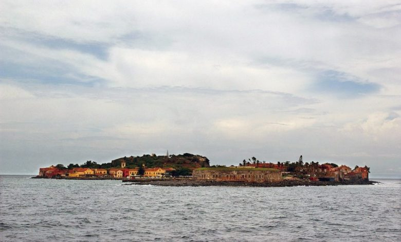 Photo of 6V1A – Goree Island, AF-045