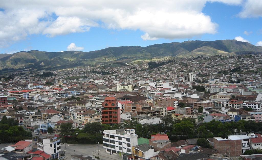 Photo of HC5JLT – Ecuador