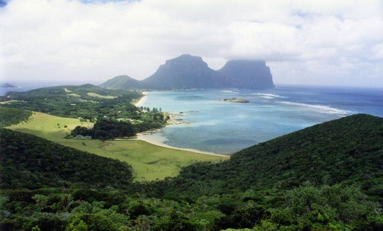 Photo of VK9LQ – Lord Howe island, OC-004