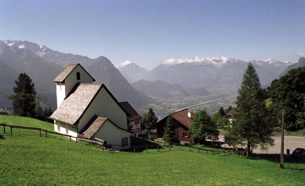 Photo of HB0/DL2SBY – Liechtenstein