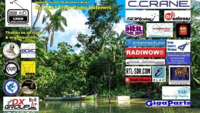 Photo of 1st DX-Camp 15.61 Crew Radio Listeners