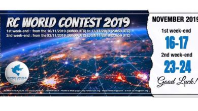 Photo of RC World Contest 2019