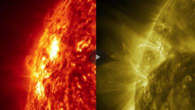 Photo of Un nuovo tipo di esplosione sul sole