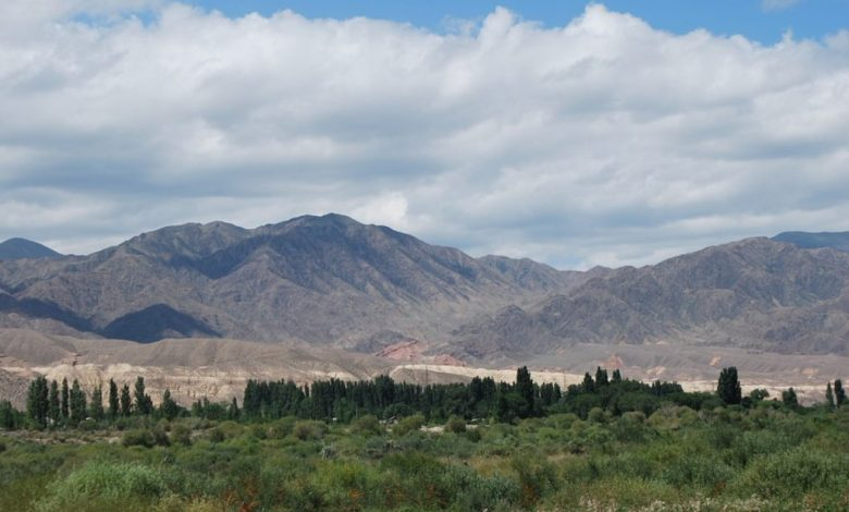 Photo of EX0DX – Kyrgyzstan