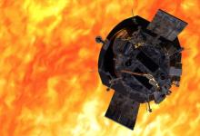 Photo of NASA Parker Solar Probe