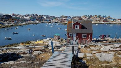 Photo of OX3LX – Aasiaat Island Greenland, NA-134