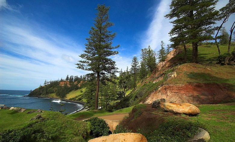 Photo of VK9NK – Norfolk Island, OC-005