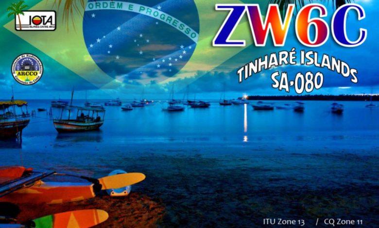 Photo of ZW6C – Tinhare Island, SA-080