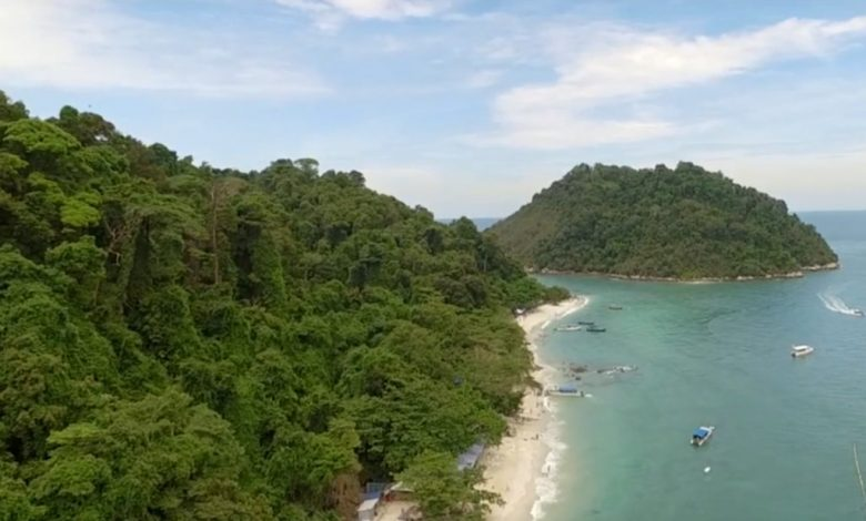 Photo of 9M2SAF/P – Pulau Lalang Island, AS-072