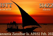 Photo of 5I5TT & 5I4ZZ – Tanzania