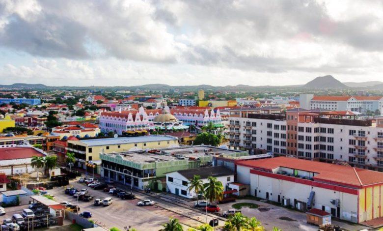 Photo of P40SW – Aruba, SA-036