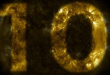 Photo of SDO celebra un decennio di osservazioni del sole
