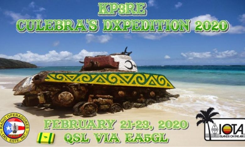 Photo of KP3RE – Culebra Island, NA-249