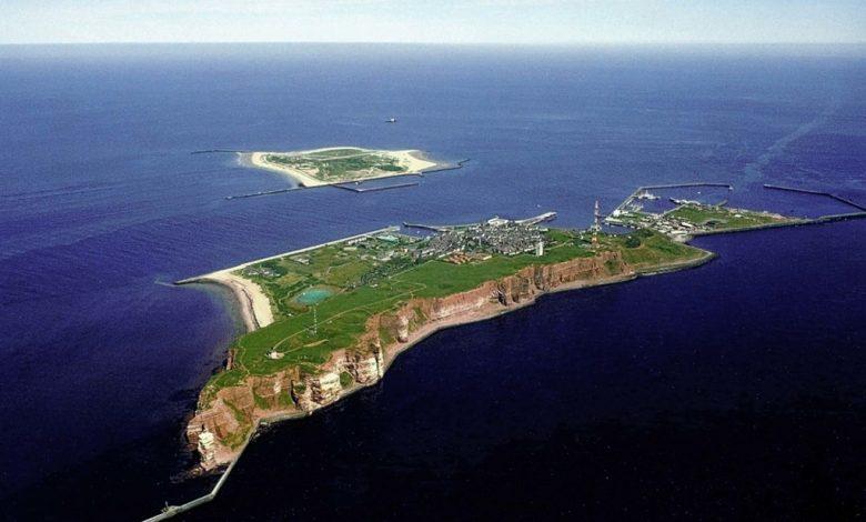 Photo of DA0HEL – Helgoland, EU-127