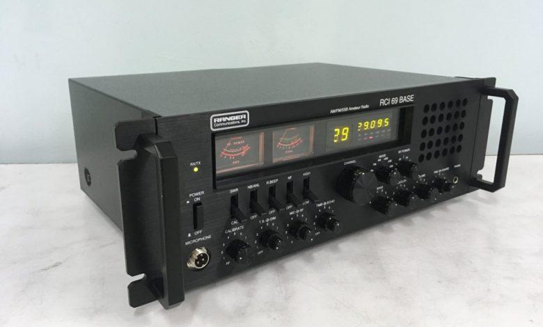 Photo of RCI-69 Base